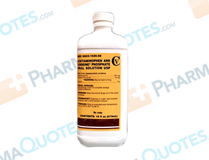 Acetaminophen-Codeine Solution Coupon