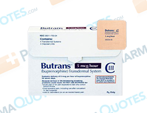 Butrans Coupon