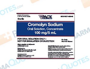 Cromolyn Sodium Coupon