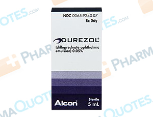 Durezol Coupon