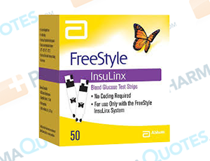 Freestyle Insulinx Test Strips Coupon