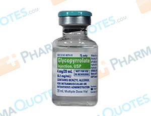 Glycopyrrolate Coupon