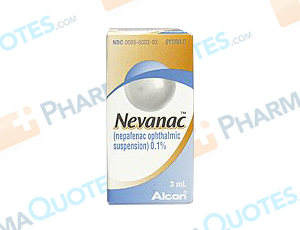 Nevanac Coupon