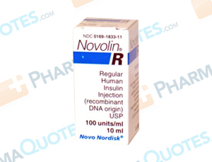 Novolin R Coupon