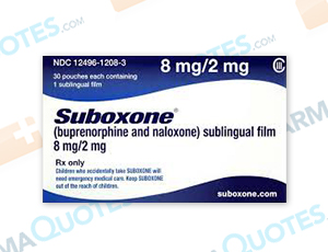 Suboxone Coupon